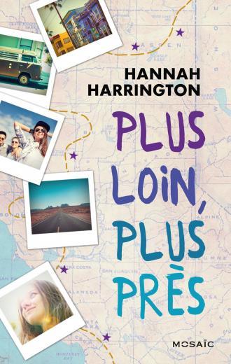 HARRINGTON Hannah - Plus loin, plus près  97822810