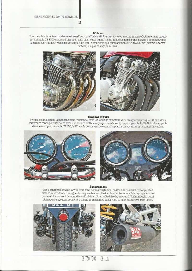 Hors-série Moto Magazine tendance Rétro.  Mg210