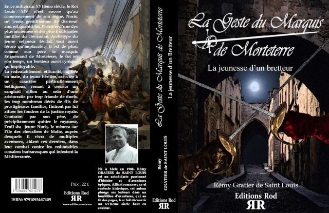 LA JEUNESSE D'UN BRETTEUR [ Editions Rod ] Couver14