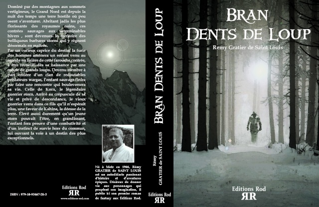 Bran Dents De Loup [Editions Rod] Exempl11
