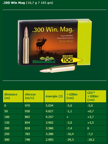 Oryx 200gr cal. 300wm VS Tog 247gr cal. 9,3x62  - Page 4 Tog30010
