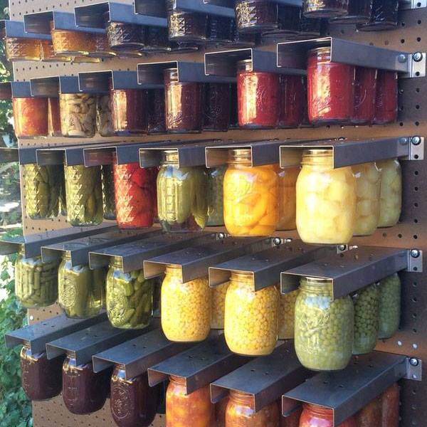 Storing Canning Jars Cannin10