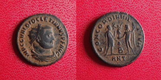 Dioclétien Pseudo ou Néo Aurélianus à confirmer Diocle12