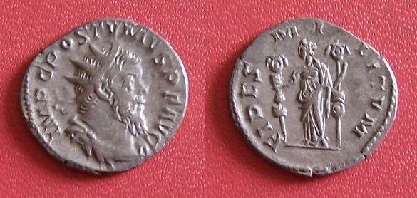 "Collection de mammon ""POSTUME 260-269"" Fides_13"