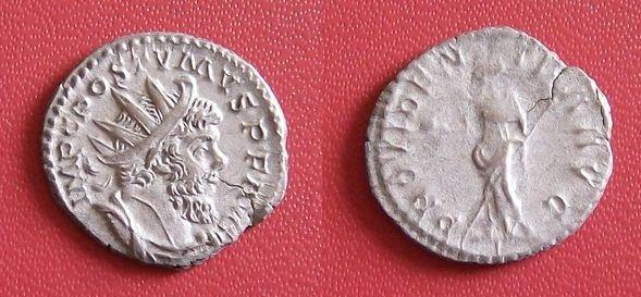 """Collection de mammon """"POSTUME 260-269"""" Provid11"""
