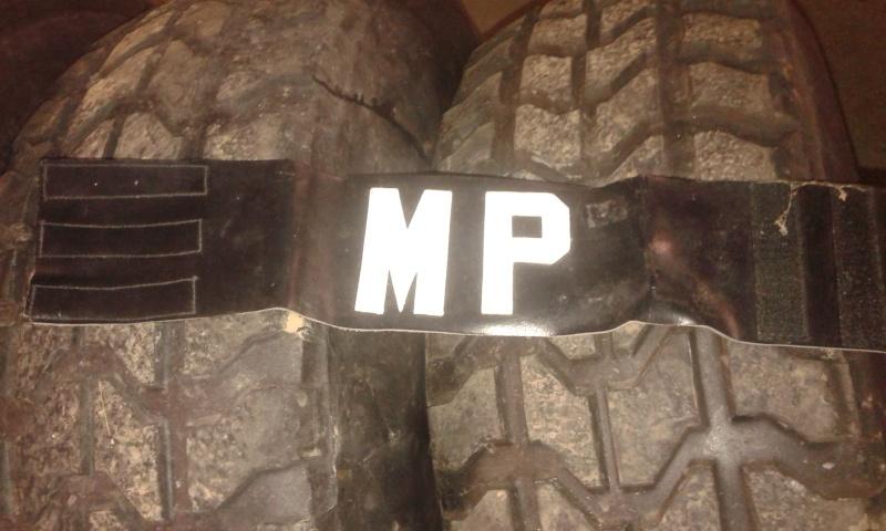 Au revoir Ma minimoke, adieu des casques de scaphandriers :2USA+2FRancais+1Italien,Bonjour HUMVEE M1097A2Profiler. Photos20