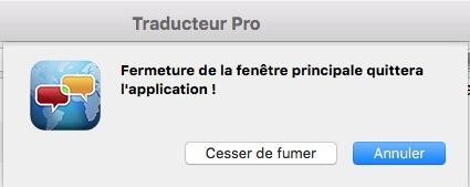 Translator Pro pour Mac Captur11