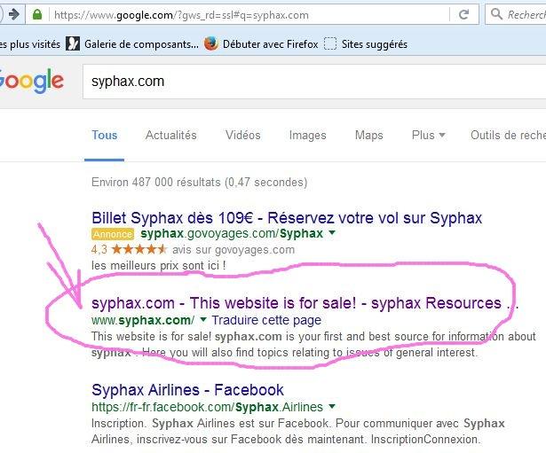 Syphax.com a plié bagage , le site Amazigh inaccessible Syphax10
