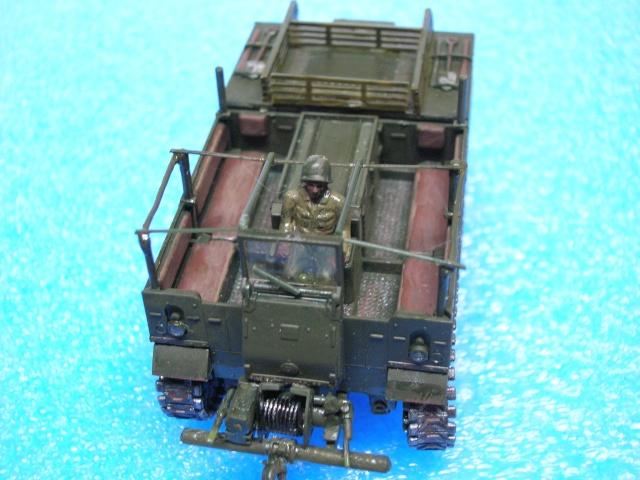 Tracteur M 5  - Hasegawa-- 1/72 Dscn3816