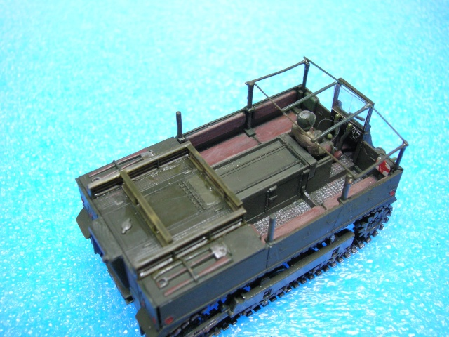 Tracteur M 5  - Hasegawa-- 1/72 Dscn3817