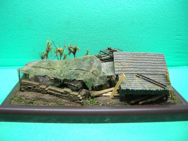 Prise de guerre automne 44 - Tracteur M5 (hasegawa) et Pak 43 de 88mm(airfix) --1/72 - Page 2 Photo_39