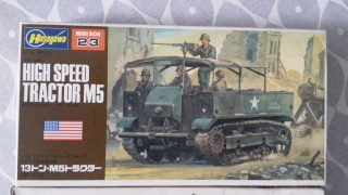 Tracteur M 5  - Hasegawa-- 1/72 Tracte10