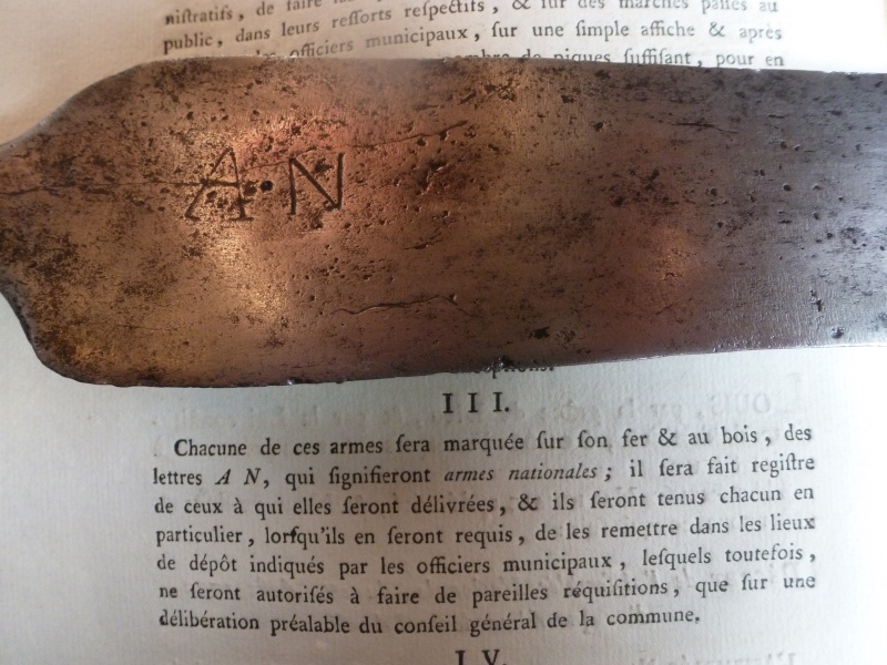 "Au sujet du marquage ""A.N."" 1791-1792 P1150211"