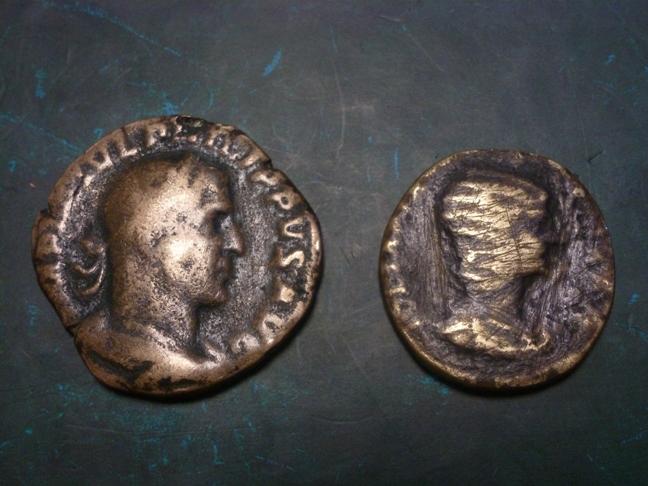 Deux romaines à identifier  P1150311