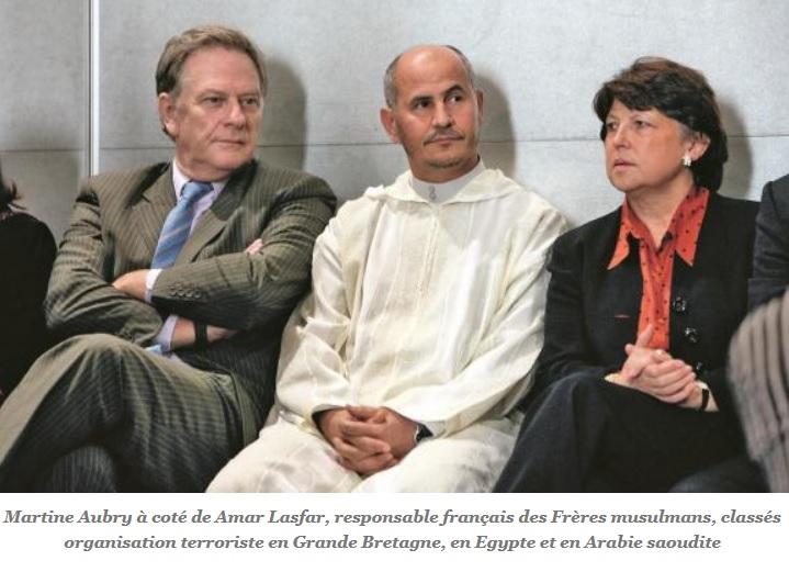 UOIF : Ces musulmans qui bâtissent la République islamique de France Aubry_10