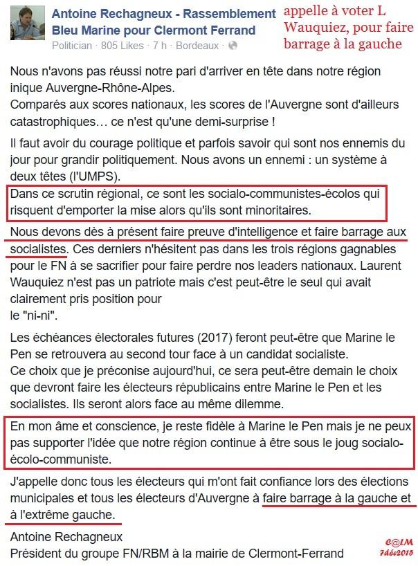 Régionales FNR - Front National Républicain contre la Gauche  Fnr_an10