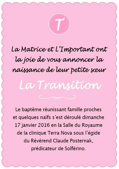 """""""L'Important"""" ou """"La Transition"""" par Posternak, bas les masques ! La_tra11"""