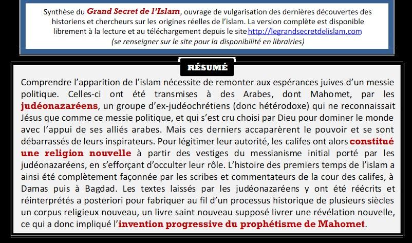 """""""Le grand secret de l'islam"""" Ouvrage incontournable de Olaf Le_gra10"""