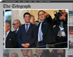 BarçaGate: FIFA Poitiers-Berlin les mensonges de Valls Hollande et Platini Platin10