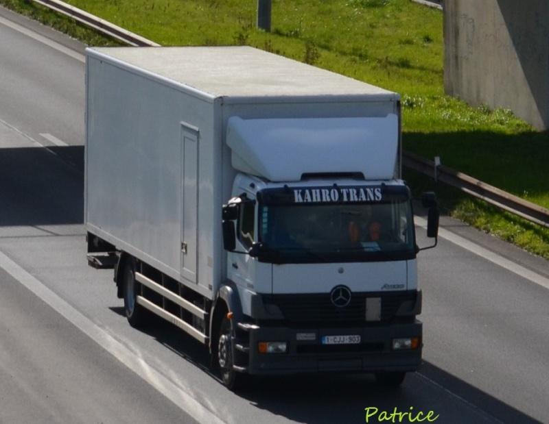 Kahro Trans  (Gent) 278pp10