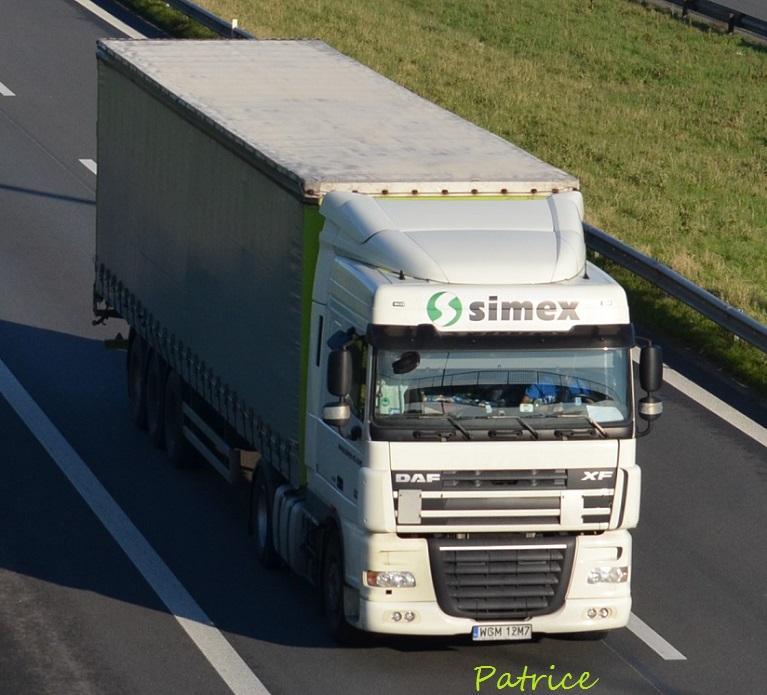 Simex  (Krakow)+(Wormerveer, Pays Bas) 427p11