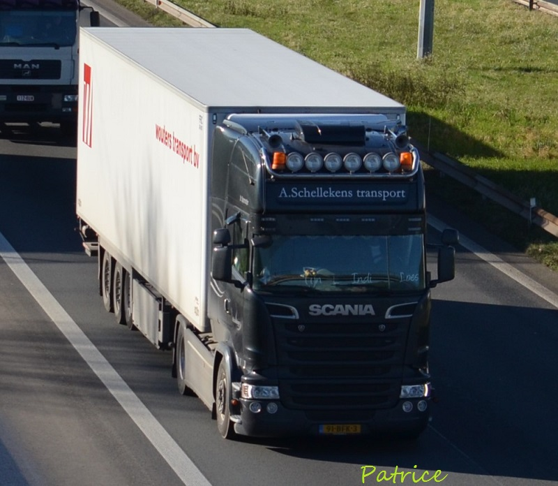 A. Schellekens transport  (Tilburg) 74p12