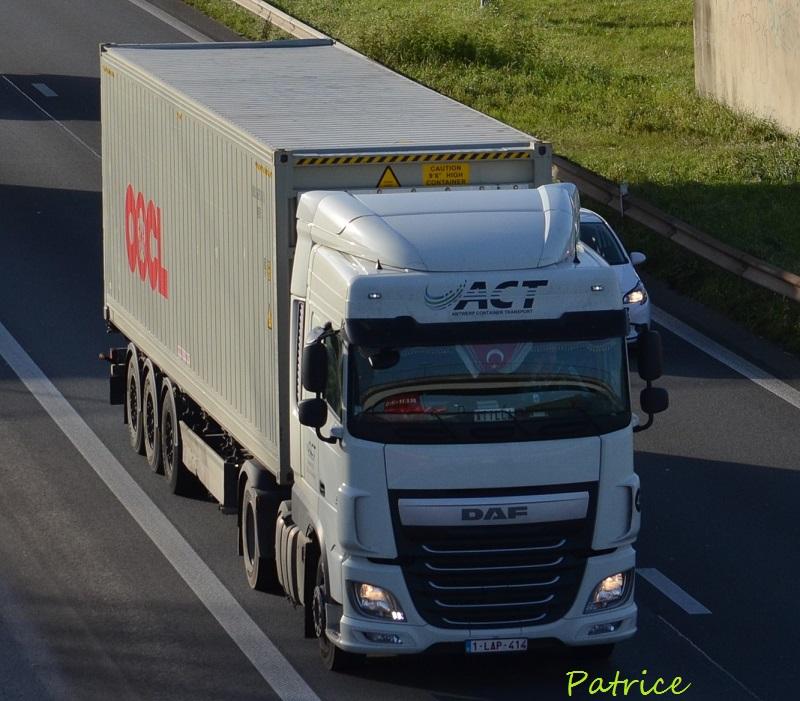 ACT Antwerp Container Transport  (Antwerpen) 95p10