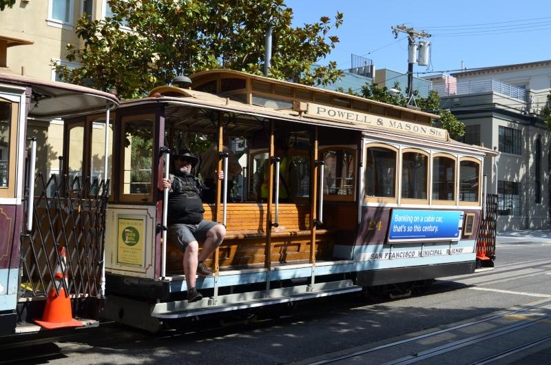 San Francisco Cable Car Usa_2010