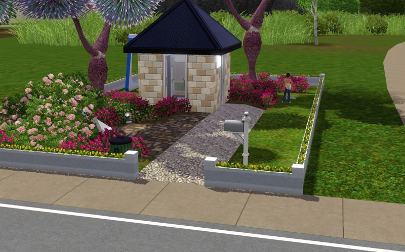 3 x 3 House Challenge! Let's do it!!! (Sims 1, 2, 3 & 4!) #Sims3x3House Screen11