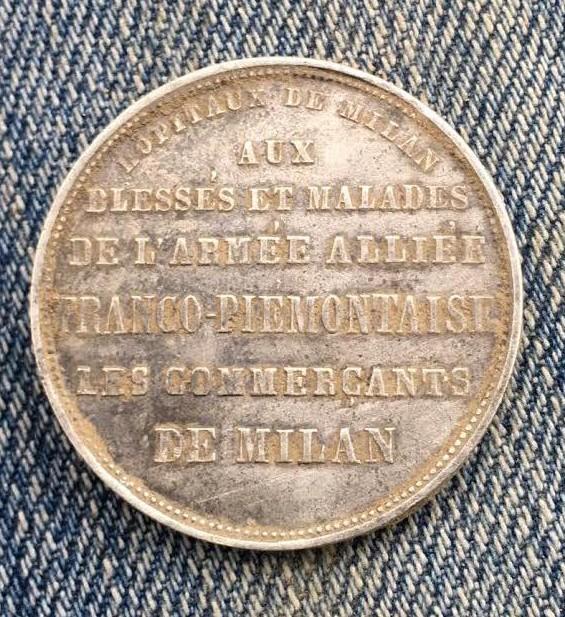 Médaille 2e guerre d'indépendance d'Italie Unname11