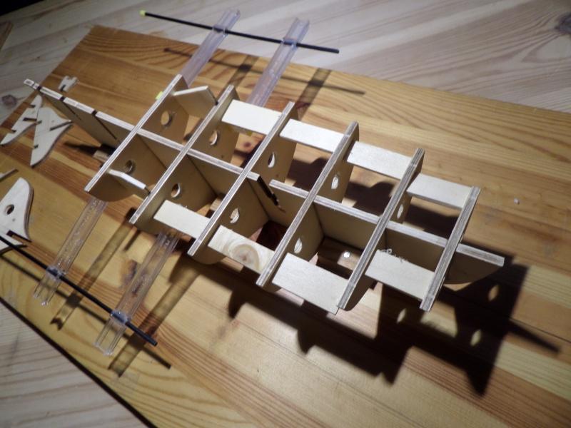 Le Renard échelle 1/50 kit Artesania Latina Sam_1543