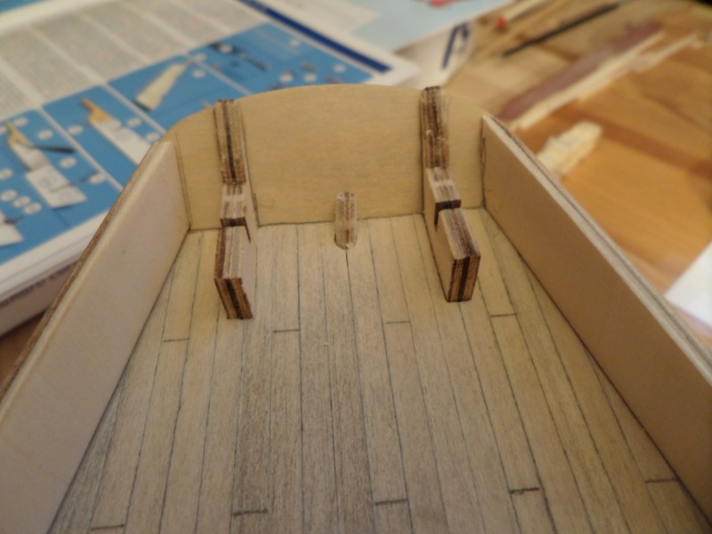Le Renard échelle 1/50 kit Artesania Latina - Page 3 Sam_1718