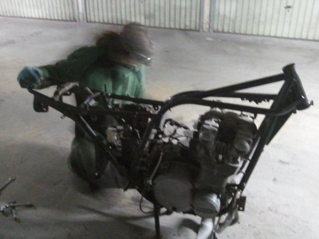 Restauration de mon Z1000 A2 Franck10