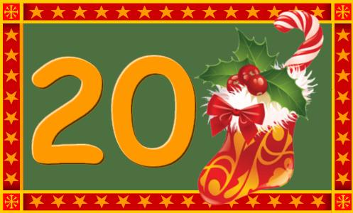 Calendrier de l'avent du royaume 2010