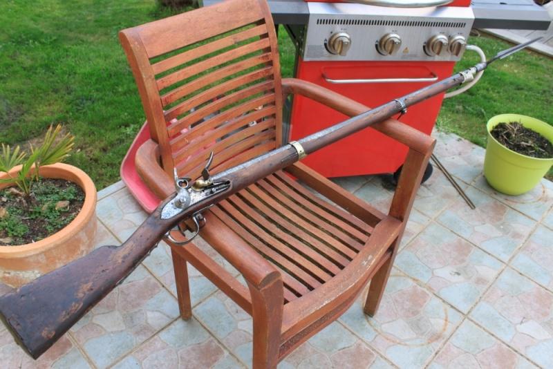 fusil 1777 sorti de grenier Img_7914