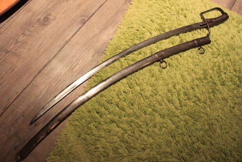 sabre de cavalerie legere ou hussard ancien régime Img_7919