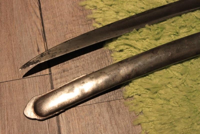 sabre de cavalerie legere ou hussard ancien régime Img_7921
