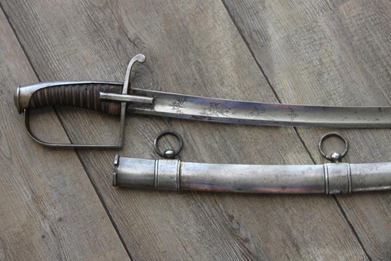 sabre de cavalerie legere ou hussard ancien régime Img_7925