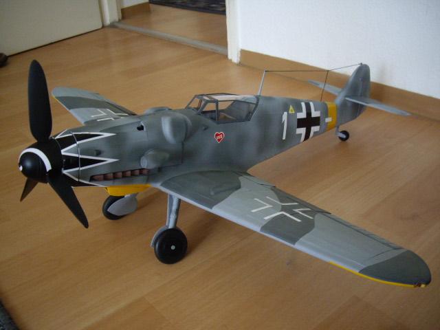 Berndis Messerschmitt Bf 109 G - Seite 4 Imgp7266