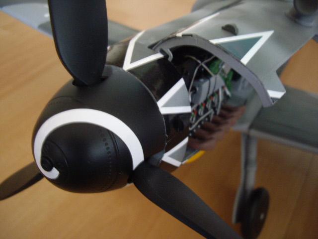 Berndis Messerschmitt Bf 109 G - Seite 4 Imgp7269