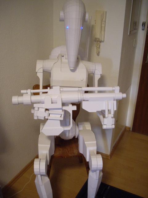 Star Wars Battle Droid Imgp7439