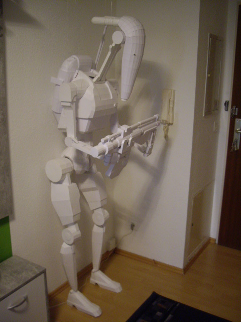 Star Wars Battle Droid Imgp7445