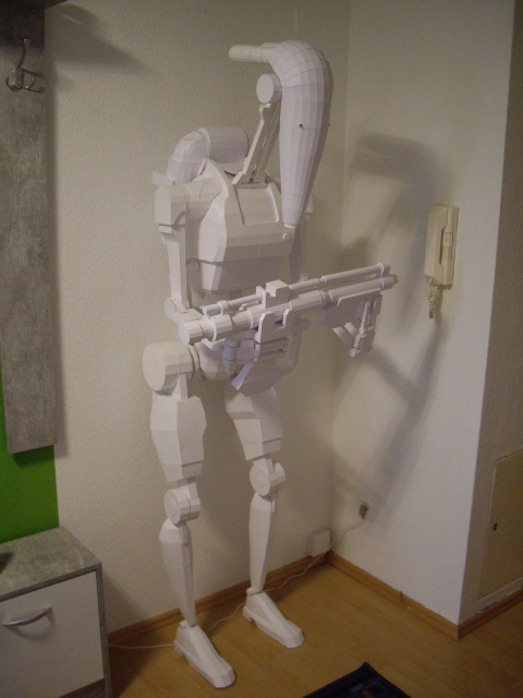 Star Wars Battle Droid Imgp7447