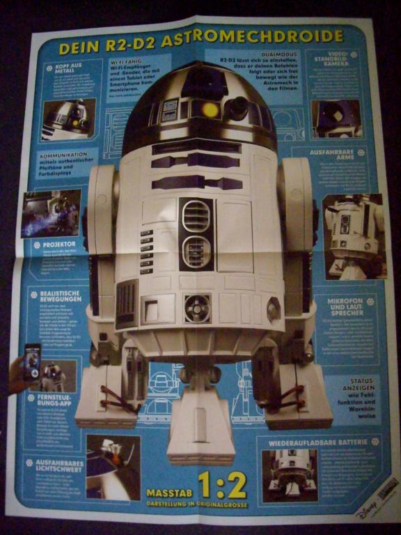 R2-D2 von De Agostini Imgp7660