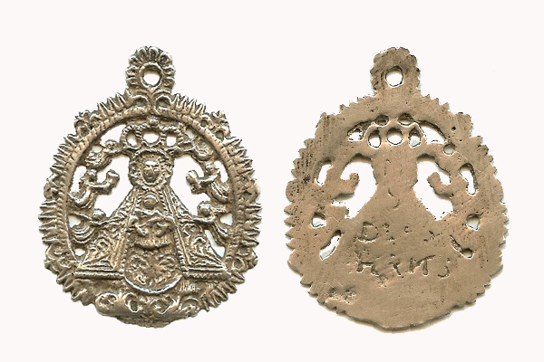 Nuestra Señora de las Ermitas (Ventana) plata (R.M. PFV Hermitas 2) Hermit10