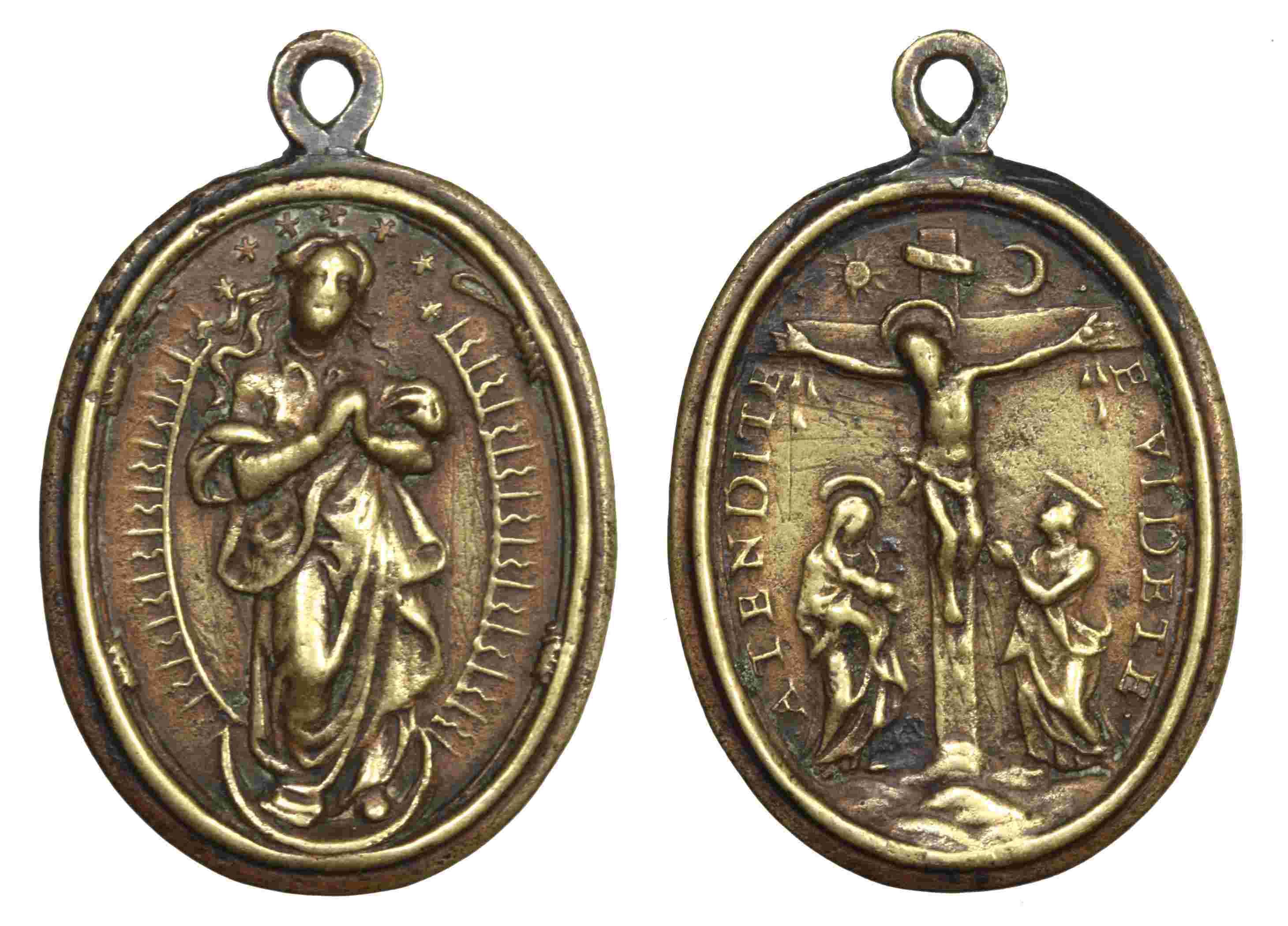 Inmaculada Concepción / Calvario S.XVII (R.M. SXVII-O376) Inmacu10