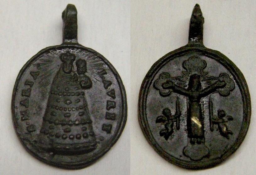 Virgen de Loreto / Cristo de Sirolo S. XVIII Loreto11