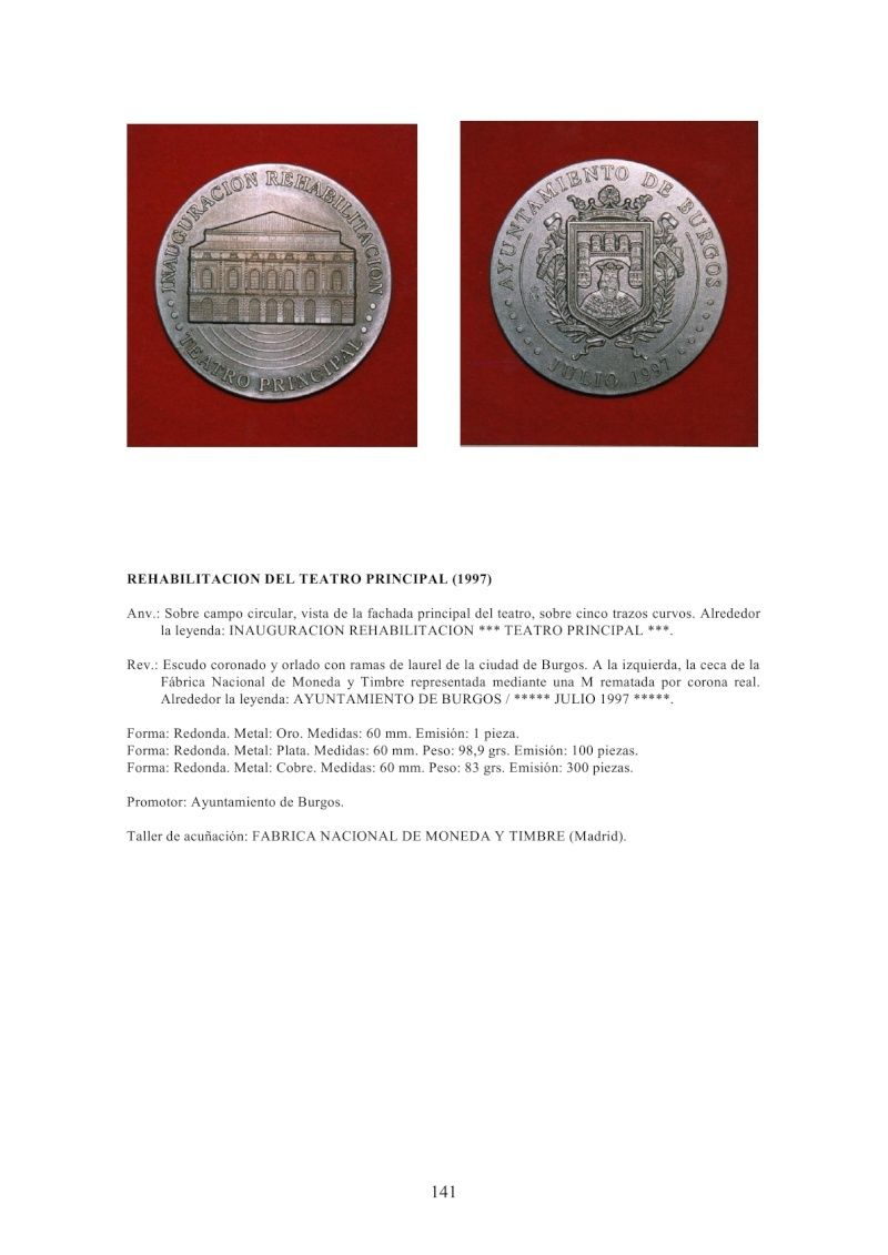 MEDALLÍSTICA BURGALESA por Fernando Sainz Varona - Página 6 Medal137