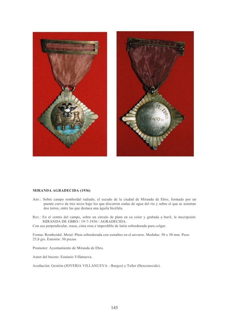 MEDALLÍSTICA BURGALESA por Fernando Sainz Varona - Página 6 Medal141