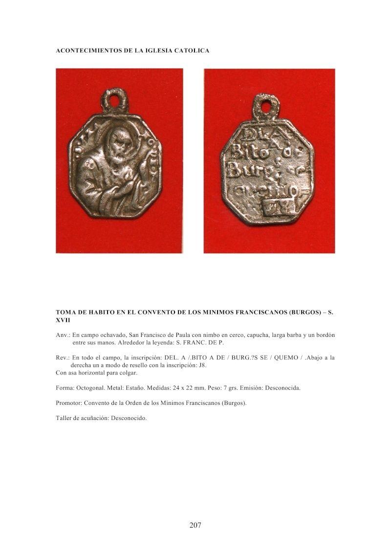 MEDALLÍSTICA BURGALESA por Fernando Sainz Varona - Página 9 Medal205